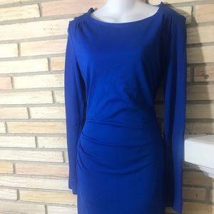 Dresses & Skirts - Blue Bodycon Dress